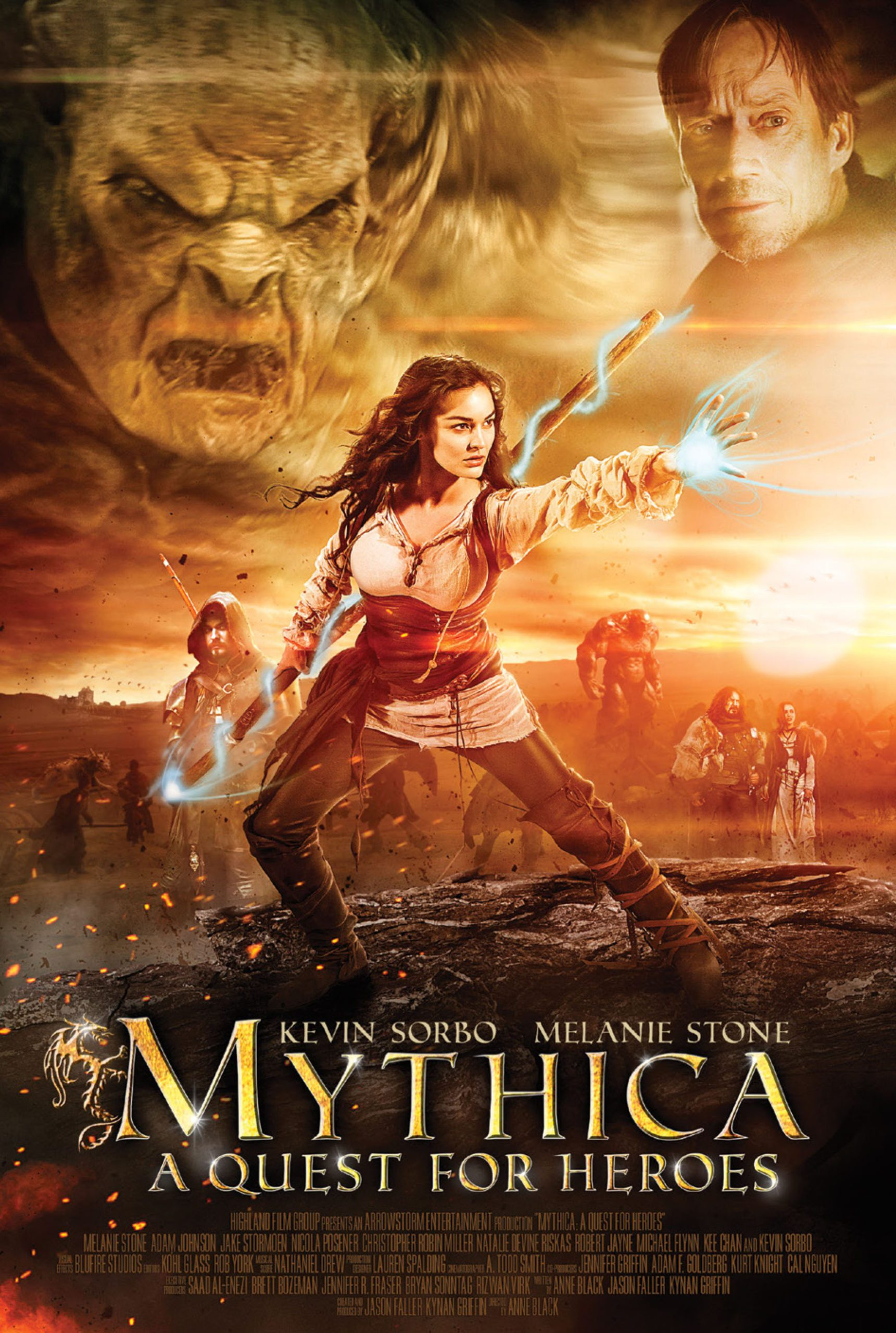Mythica A Quest for Heros