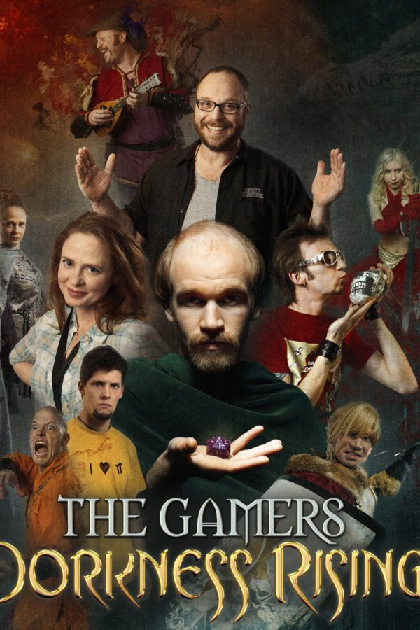 The Gamers Dorkness Rising